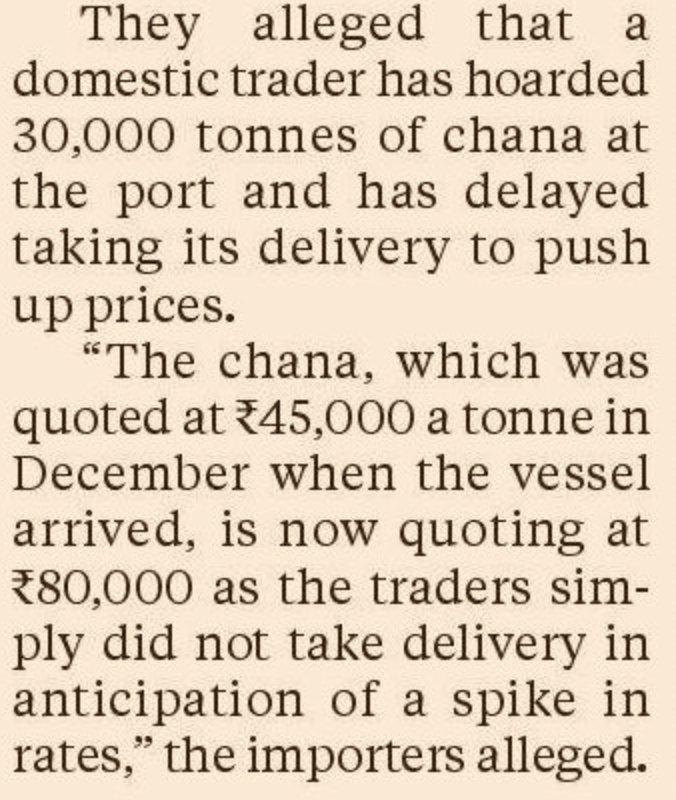Chana Trader