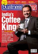 Indias Coffee King