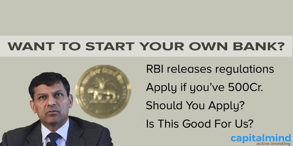 RBI start new banks regulations