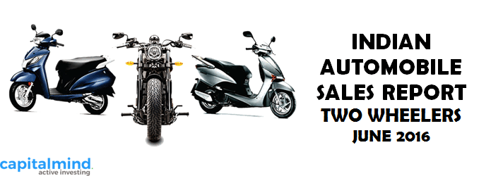Auto Sales June 2016