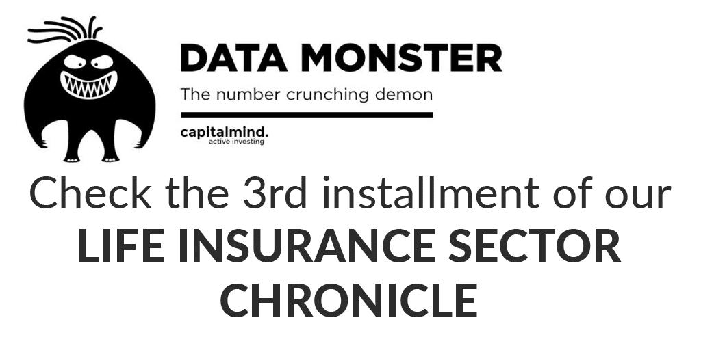data monster 3rd installment - life insurance sector chronicles