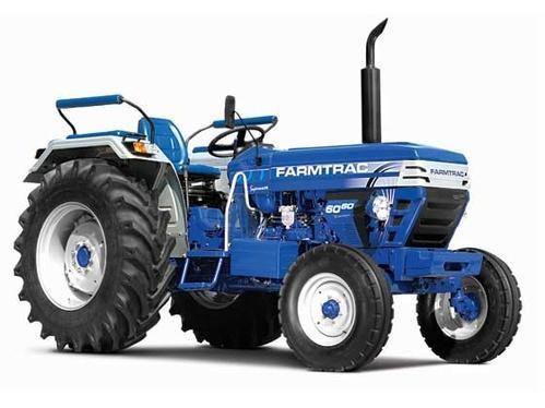 escort old model tractor