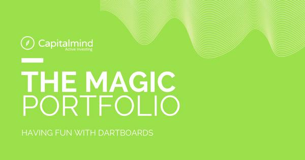 Magic Dartboard Portfolio